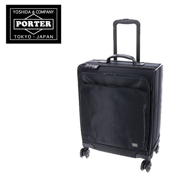 スーツケース キャリー ビジネス 旅行!PORTER ポーター 【TIME/タイム】 トロリーバッグM 40L 2~3泊程度 655-17870 メンズ レディース  ギフト【送料無料】【あす楽】