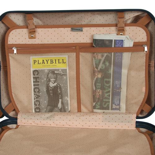手提箱坚硬旅行提包! ACE-普侯斯-普侯斯 (47 L) 05884 男装女装介质携带时尚 [动漫/漫画]