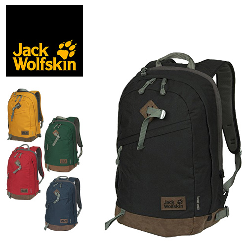 Jack wolf skin Jack Wolfskin rucksack day pack Kings cross large capacity KINGS CROSS 2003281 men's lady's present giftwrapping Valentine