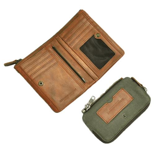 錢夾男士錢包 2 品牌排名第一 !堅韌堅韌 レザーウォッシュ 55561