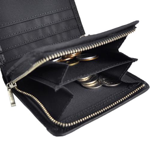 It is two fold wallet folio wallet [Metal Gear/ metal gear] wallet wallet wallet men folio wallet leather cowhide 55023 [men] [free shipping] [RCP] [folio] fs2gm