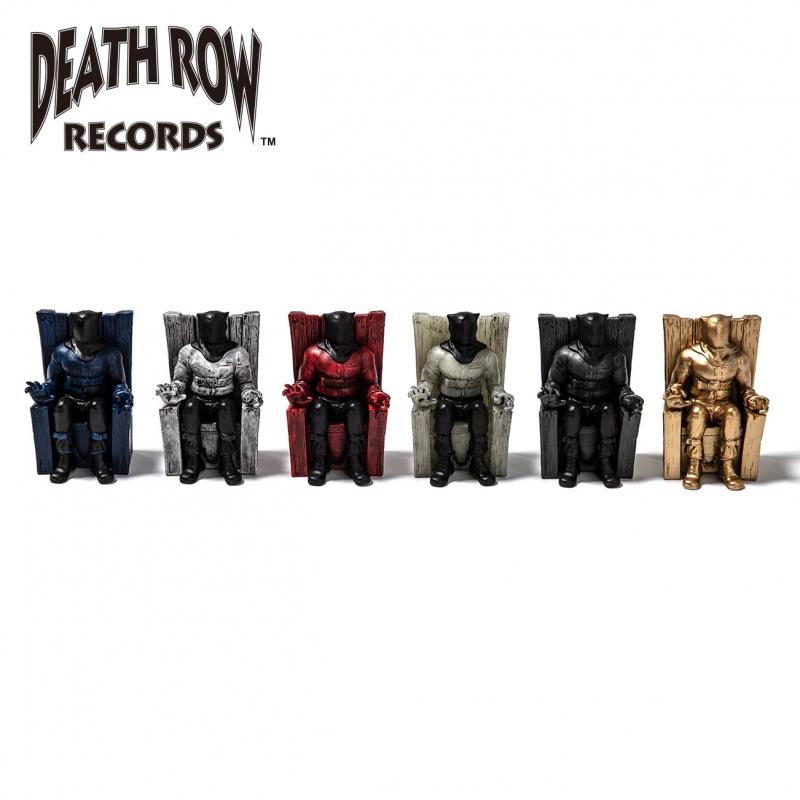 【DEATH ROW RECORDS】 オフィシャルフィギア