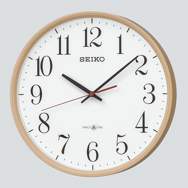 SEIKO セイコー 掛け時計 SPACE LINK スペースリンク GP220A 衛星電波クロック プレゼント お祝い ギフト 熨斗 のし 新築祝い 開業祝い 入学祝い
