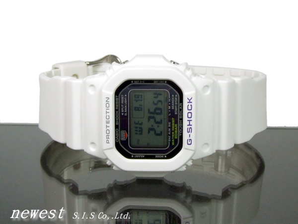 Casio g-shock g-shock g-5600A-7 tough solar watch overseas models