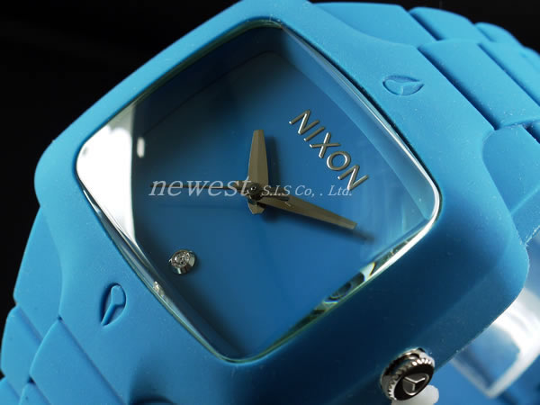 Nixon THE RUBBER PLAYER rubber player BLUE blue A139649 A139-649