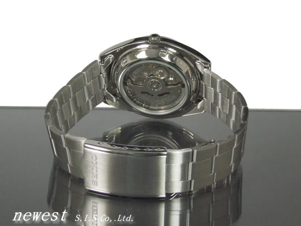 5 SEIKO SEIKO self-winding watch SNX111K foreign countries model watches