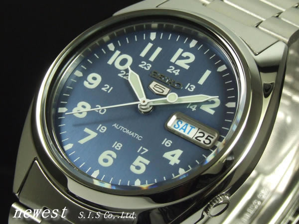 Seiko watch Seiko 5 automatic SNX805K International Edition