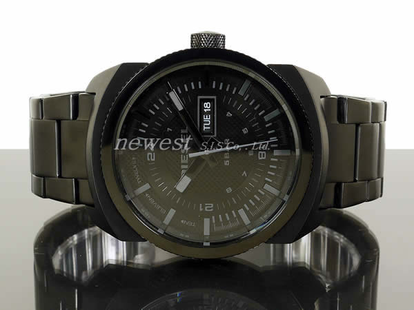 DIESEL diesel DZ1474 oar black men DZ-1474 watch
