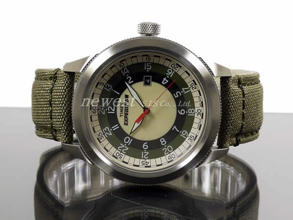 TIMEX Timex Watch expedition military classic men's T49822