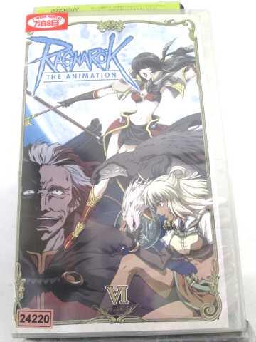 r1_64901 【中古】【VHSビデオ】RAGNAROK THE ANIMATION VOL.6 [VHS] [VHS] [2004]