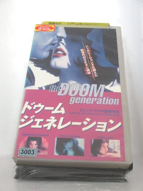 r1_73497 【中古】【VHSビデオ】ドゥーム・ジェネレーション【字幕ワイド版】 [VHS] [VHS] [1997]