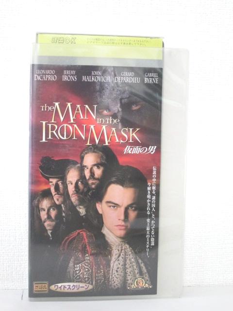 r1_74379 【中古】【VHSビデオ】仮面の男【字幕ワイド版】 [VHS] [VHS] [1999]