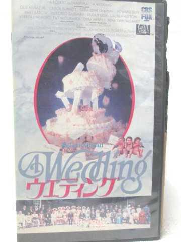 r2_06649 【中古】【VHSビデオ】ウエディング [VHS] [VHS] [1990]