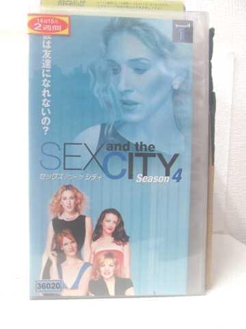 r2_07016 【中古】【VHSビデオ】セックス・アンド・ザ・シティ Season4 1【字幕版】 [VHS] [VHS] [2003]