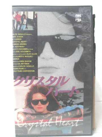 r2_11214 【中古】【VHSビデオ】クリスタル ハート [VHS] [VHS] [1989]