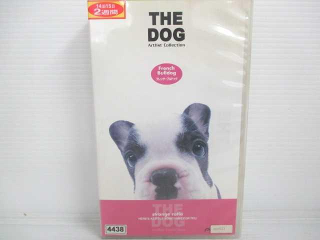 r2_20501 【中古】【VHSビデオ】THE DOG フレンチ・ブルドッグ [VHS] [VHS] [2002]