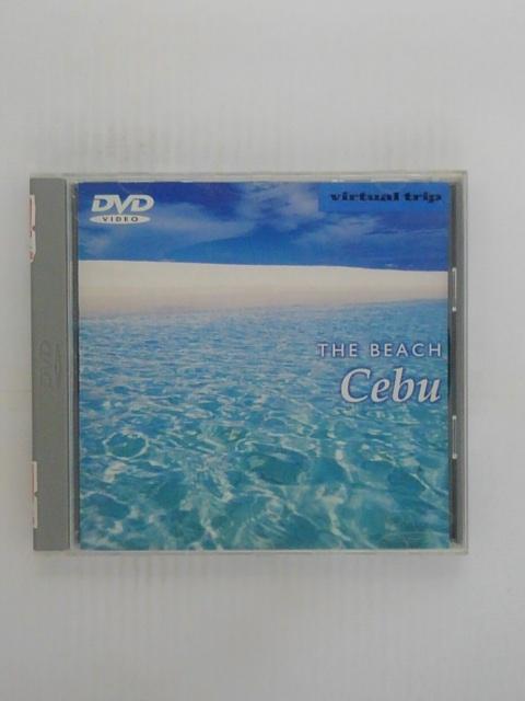 ZD38190【中古】【DVD】バーチャルトリップザ・ビーチ セブ