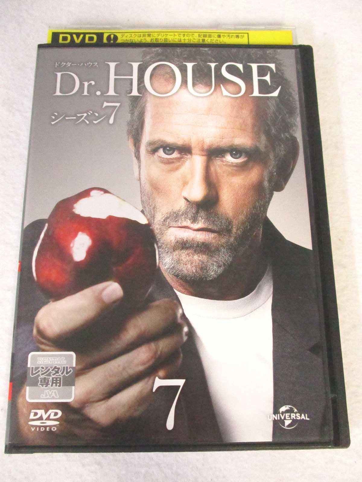 第13話 2つの寓話 第14話 不況の波 大人気 AD08116 中古 シーズン7 ドクター DISC7 DVD ハウス 激安格安割引情報満載