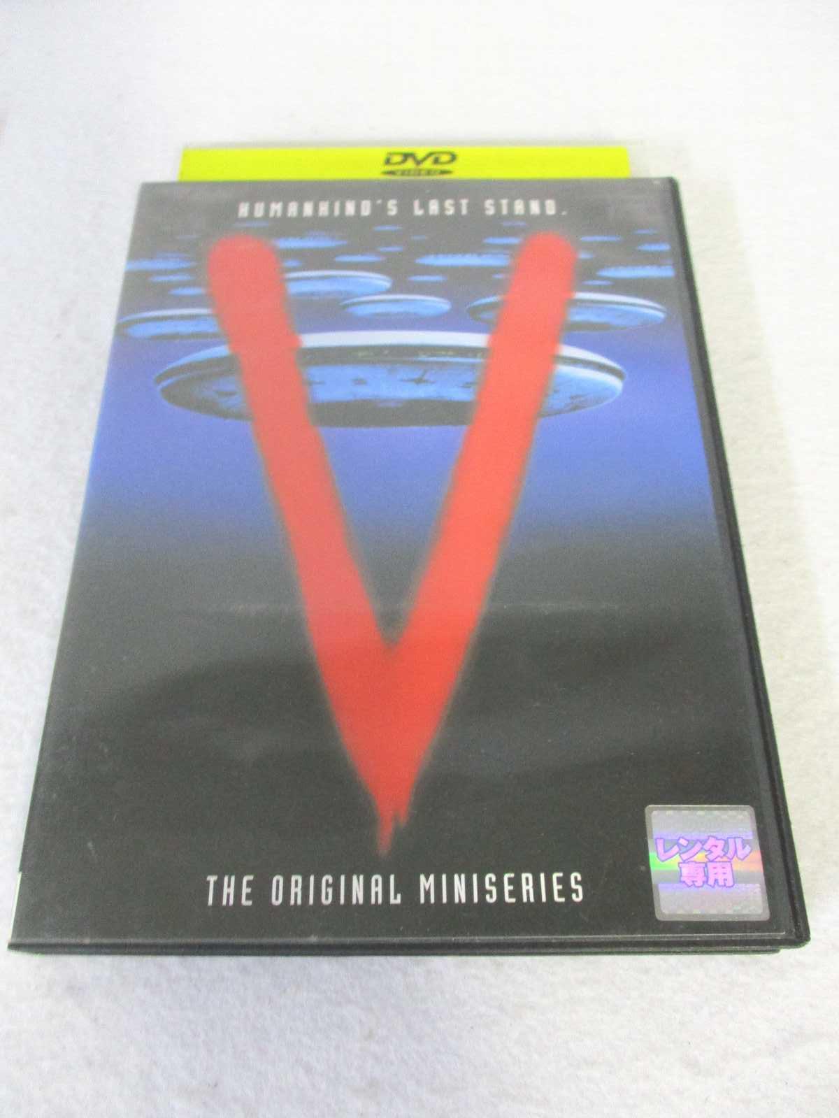全米 日本で史上に残る高視聴率を記録した幻のSF超大作 AL完売しました AD08580 中古 DVD 激安価格と即納で通信販売 MINISERIES ORIGINAL V THE