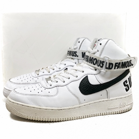 Nike Air Force 1 High Supreme SP | Nike air force, Nike air