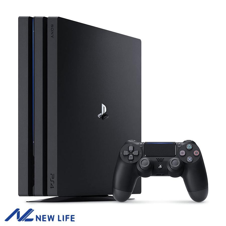 プレイステーション4 Pro PlayStation4 CUH-7200BB01 [1TB ジェット・ブラック] 4948872414739 プレステ 4 本体 ▽▲