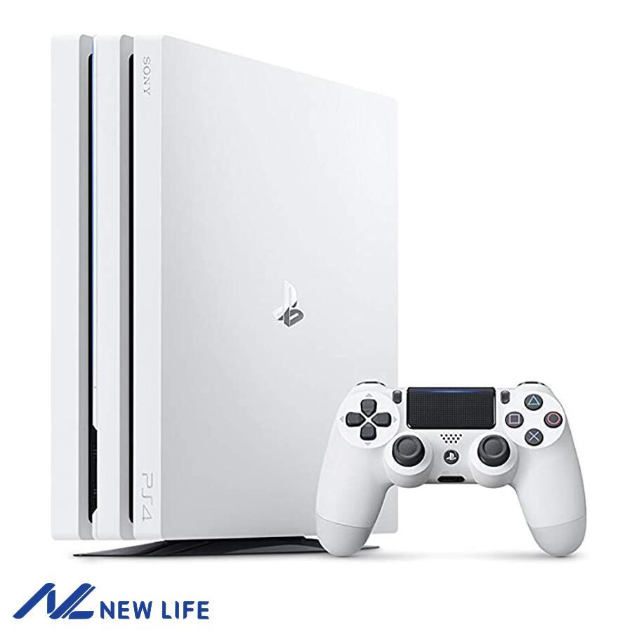 【在庫あり】Playstation4 pro 本体 グレイシャー・ホワイト CUH-7200BB02 プレステ4 プレイステーション4 1TB JAN:4948872414784 ▽▲