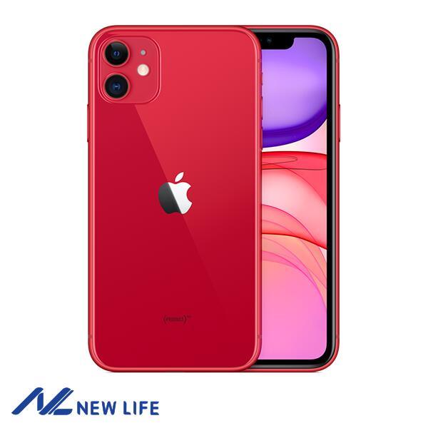 SIMロック解除 Apple アップル iPhone11 64GB レッド スマホ本体 新品 未開封 ▽▲