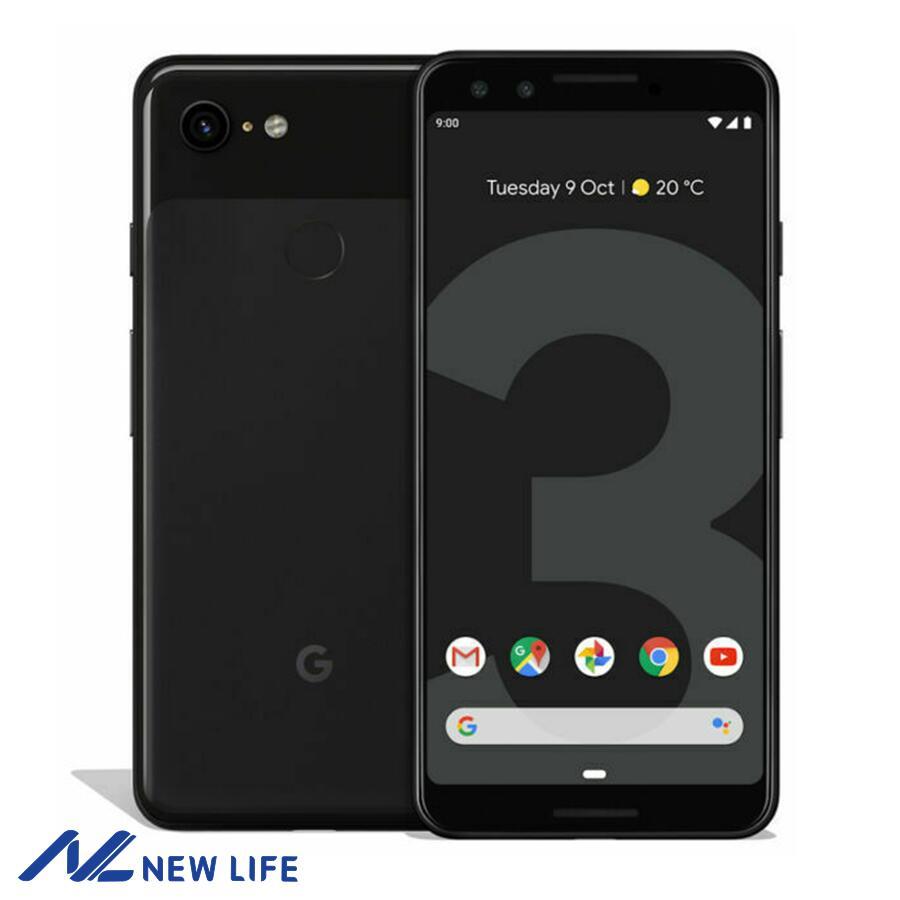 Google Pixel3 64GB 本体 G013B SIMフリー 新品未使用 docomo版 正規SIMロック解除済み Just Black ブラック 白ロム 一括購入品 赤ロム永久保証 ▽▲ おうち時間