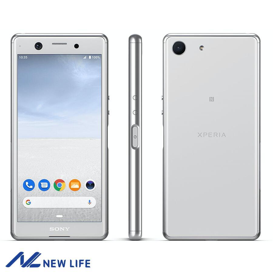 SONY Xperia Ace ホワイト 楽天モバイル SIMフリー