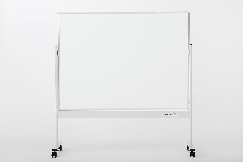 ビューホワイトボード両面脚付900×1200