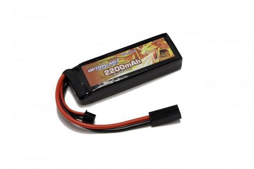 着後レビューで 送料無料 至上 オプションNo.1 マッチドLi-Poバッテリー HIGH GB-0012M POWER LiPo7.4V2200mAh