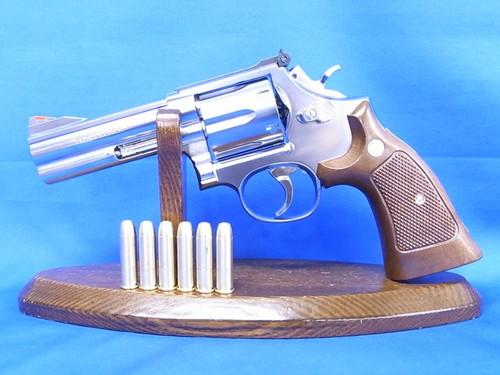 モデルガン マルシン S&W M686 4インチ シルバーABS