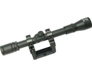 タナカ モーゼルKar 98k専用 zf41スコープ&マウントセット