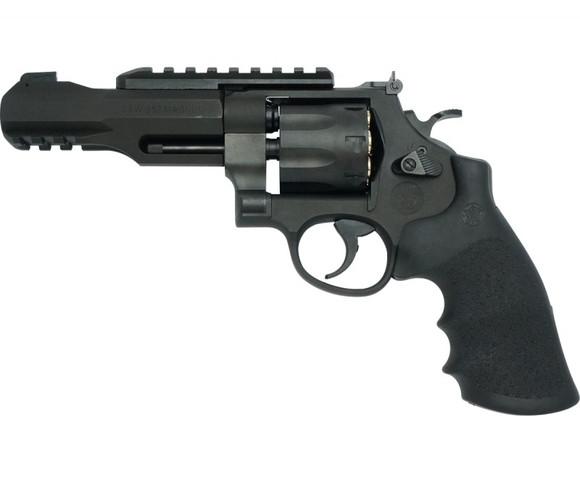 ガスガン タナカ S&W M327 PC M&P R8 5in Ver.2 HW