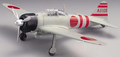 マルシン 零式艦上戦闘機21型 特別塗装 志賀淑雄大尉機 組立キットkiuZTOPX