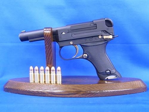 モデルガン タナカ 九四式自動拳銃 前期型 HW