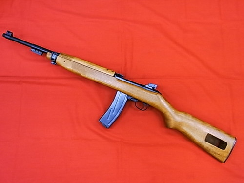 ガスガン マルシン 6mmBB BLOWBACK U.S. M1カービン