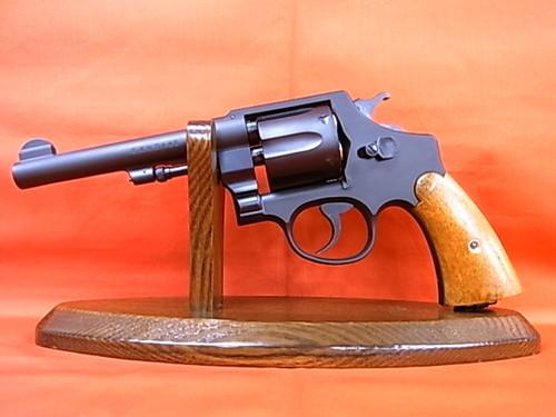 ガスガン タナカ S&W M1917 5.5インチ HW