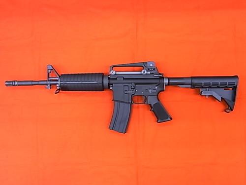 ガスガン WE M4A1 ガスブローバック