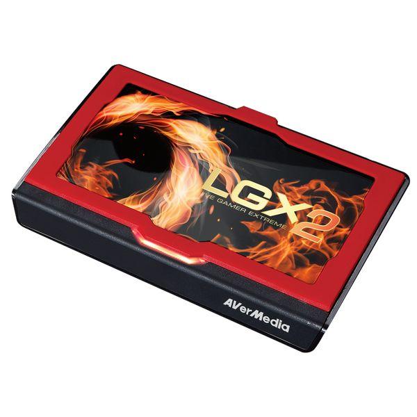 新品 メーカー保証付き キャプチャー ボード AVerMedia Live Gamer EXTREME 2 GC550 PLUS 4Kパススルー 録画 対応 正規逆輸入品 ゲームキャプチャーボックス YOUTUBE Windows 訳あり品送料無料 ニコニコ動画 PC HDMI PlayStation Switch などで 4 One PS4 Nintendo Xbox 実況