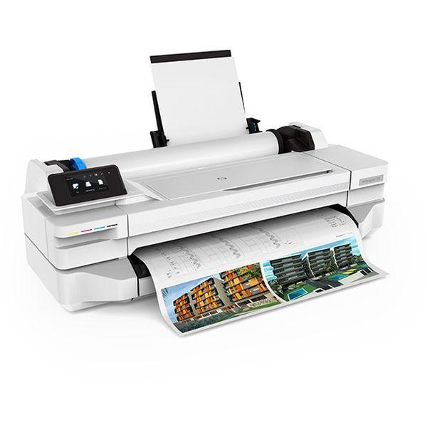 HP DesignJet T130 A1 サイズ の印刷もできる 大判 プリンター ( 5ZY58A#BCD ) 新品 デザイナー 業務用