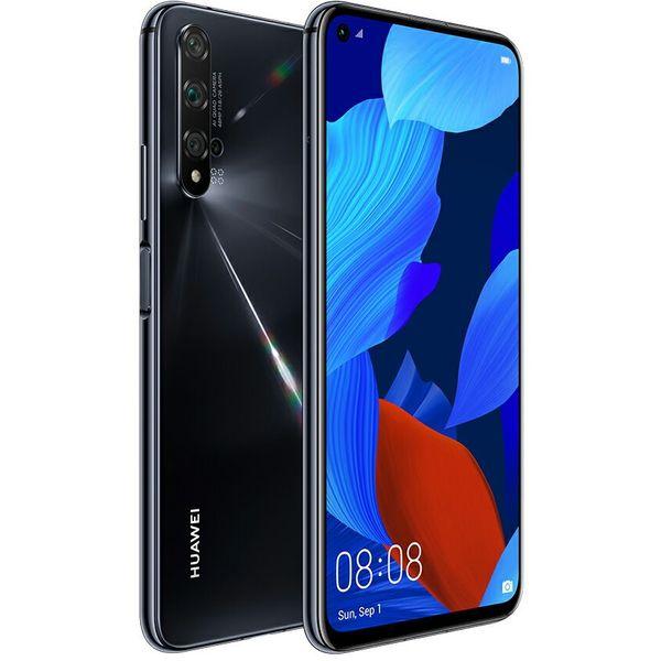 HUAWEI nova 5T (ブラック) ゲーミング 約6.26インチ フルビューディスプレイ 大容量 バッテリー スマホ スマートフォン 本体 SIMフリー テレワーク 在宅勤務 在宅ワーク に