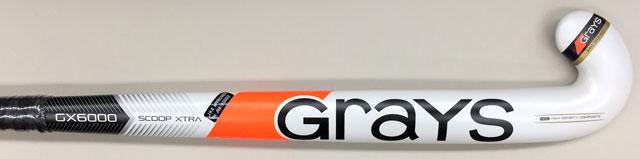 【グレイス】GX6000 スクープ DB マイクロ(GRAYS GX6000 SCOOP DB MICRO)【フィールドホッケースティック】【ビッグバン】【送料無料】