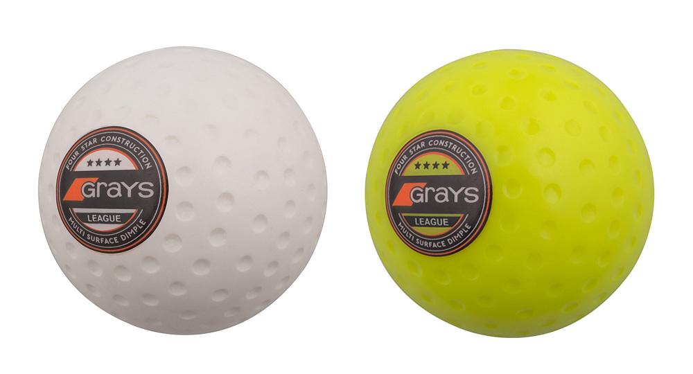 グレイス リーグホッケーボール 1ダース(GRAYS LEAGUE HOCKEY BALL) 19-403 ビッグバン