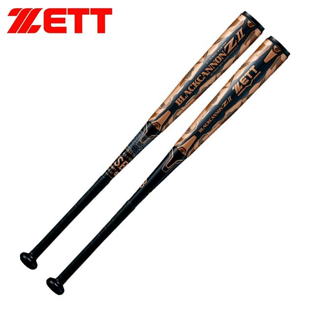 ゼット ZETT 少年軟式用バット ブラックキャノンZ2 BCT75880 2018年モデル
