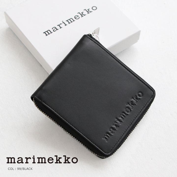 【10%OFF!5月7日午前9時30分までの期間限定セール】marimekko(マリメッコ) Enean ウォレット(52203-47573)