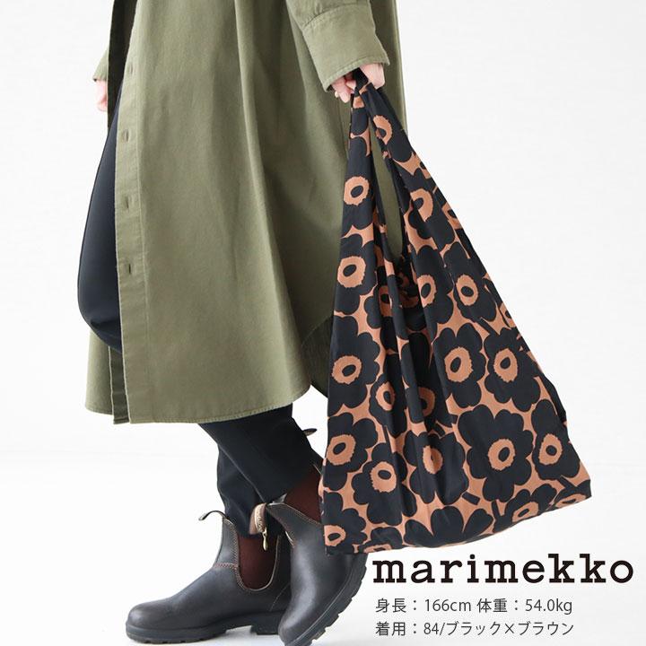 ネコポス対応 marimekko ウニッコスマートバッグ マリメッコ Unikko ※簡易包装で2点までネコポス配送可能です 開店記念セール 評判 マリメッコ正規取扱店 52214-90149 スマートバッグ