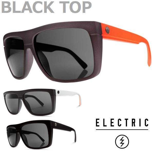 ELECTRIC エレクトリック サングラス グラサン メガネ アクセサリー 眼鏡 バンダナ 特典 プレゼント sunglasses スノーボード スケボー/BLACK TOP MAD WARM RED ORANGE BLAST GLOSS BLACK[MATTE GREY]