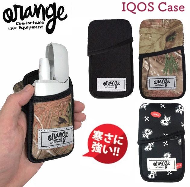 メール便 送料無料 代引不可 oran'ge オレンジ IQOS case スノーボード アイコスケース 携帯 新作アイテム毎日更新 保護 ポーチ グッズ 収納 アクセサリー 本日の目玉 ネオプレーン バッテリー パスケース