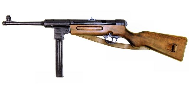 デニックス 【Denix】 MP41 サブマシンガン レザーベルト付き 1124/C